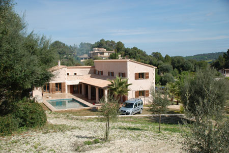 Villa Outside