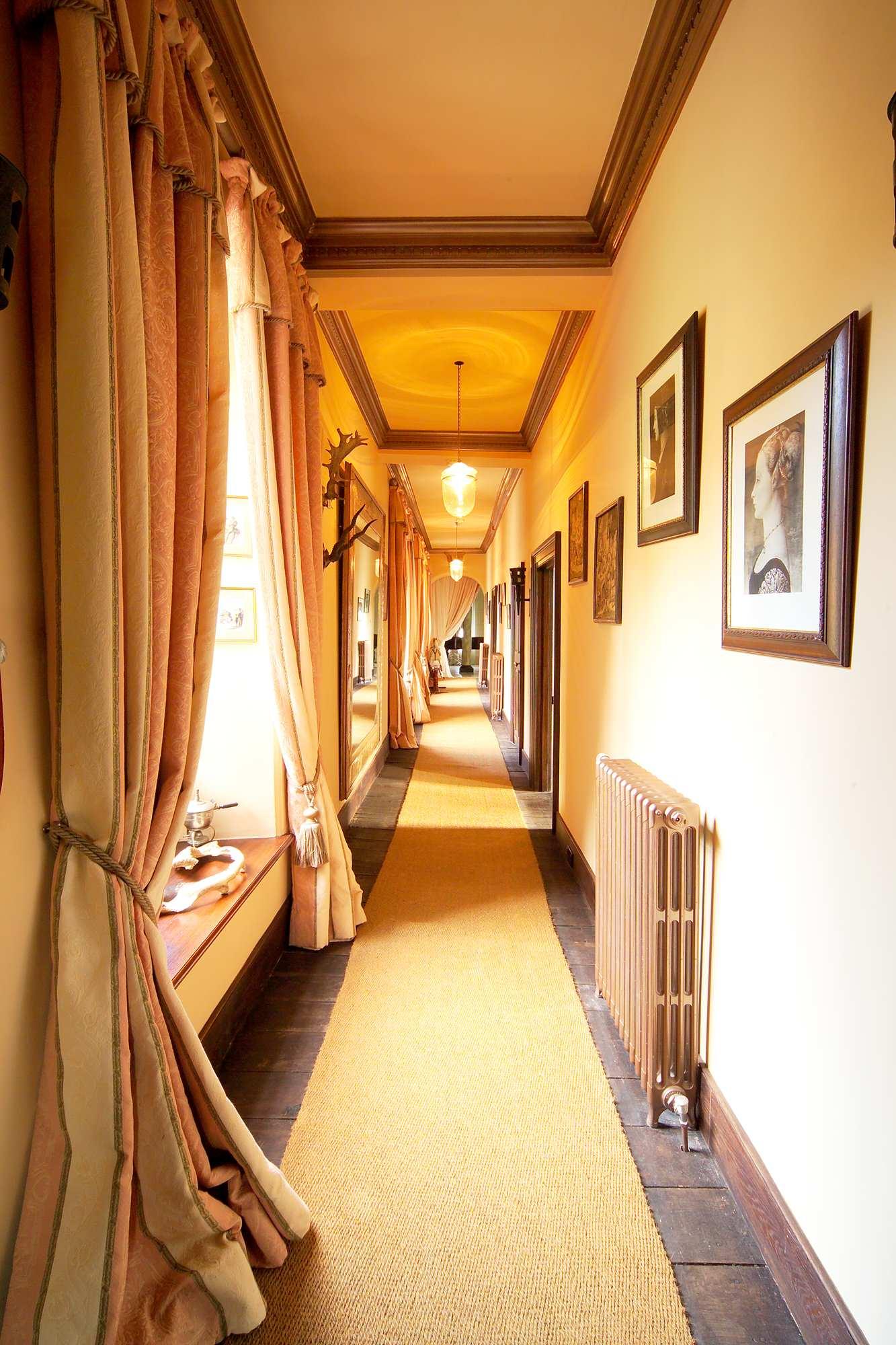 Inside The Hall Trevor Hall